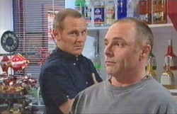 Max Hoyland, Kim Timmins in Neighbours Episode 4886
