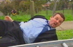Toadie Rebecchi in Neighbours Episode 4886