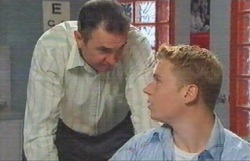 Boyd Hoyland, Karl Kennedy in Neighbours Episode 4887