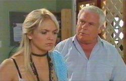 Sky Mangel, Lou Carpenter in Neighbours Episode 4888
