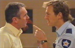Karl Kennedy, Stuart Parker in Neighbours Episode 4891