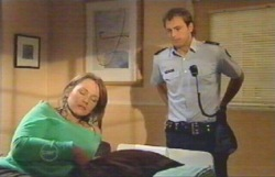 Steph Scully, Stuart Parker in Neighbours Episode 4891