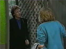 Mrs. Carlyle, Madge Bishop in Neighbours Episode 0997