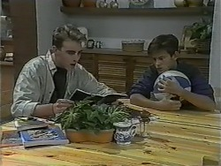Nick Page, Todd Landers in Neighbours Episode 0997