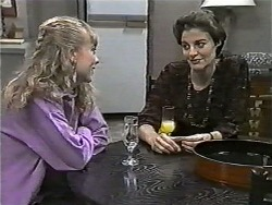 Jane Harris, Gail Robinson in Neighbours Episode 0997