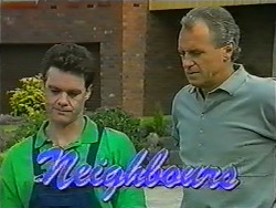 Paul Robinson, Jim Robinson in Neighbours Episode 0997