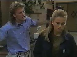 Henry Ramsay, Bronwyn Davies in Neighbours Episode 0998