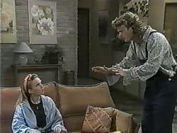 Bronwyn Davies, Henry Ramsay in Neighbours Episode 0998