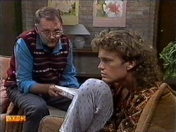 Harold Bishop, Henry Ramsay in Neighbours Episode 0999