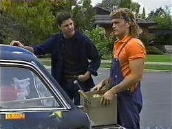 Joe Mangel, Henry Ramsay in Neighbours Episode 0999