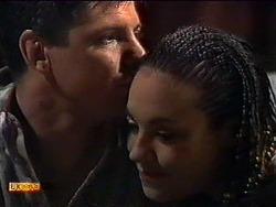 Joe Mangel, Kerry Bishop in Neighbours Episode 0999