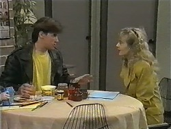 Mike Young, Jane Harris in Neighbours Episode 1001