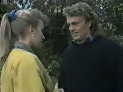 Bronwyn Davies, Henry Ramsay in Neighbours Episode 1001