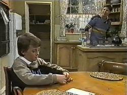 Toby Mangel, Joe Mangel in Neighbours Episode 1002
