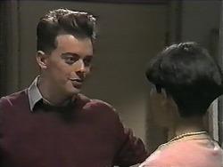 Matt Robinson, Hilary Robinson in Neighbours Episode 1002