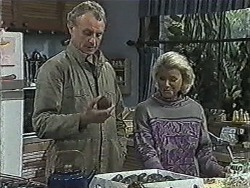 Jim Robinson, Helen Daniels in Neighbours Episode 1003