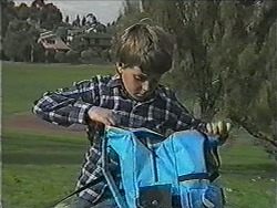Toby Mangel in Neighbours Episode 1003