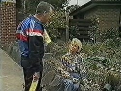 Harold Bishop, Helen Daniels in Neighbours Episode 1077