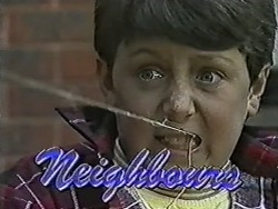 Toby Mangel in Neighbours Episode 1077