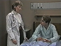 Beverly Marshall, Nick Page in Neighbours Episode 1079