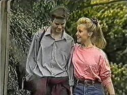 Todd Landers, Melissa Jarrett in Neighbours Episode 1080