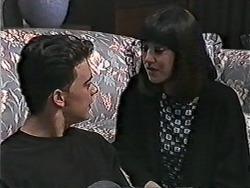 Matt Robinson, Kerry Bishop in Neighbours Episode 1080