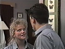 Sharon Davies, Matt Robinson in Neighbours Episode 1080