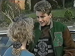 Sharon Davies, Nick Page in Neighbours Episode 1082