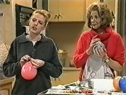 Melanie Pearson, Madge Bishop in Neighbours Episode 1082