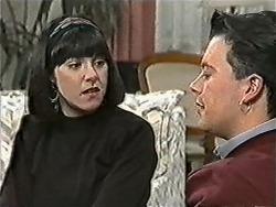 Kerry Bishop, Matt Robinson in Neighbours Episode 1082