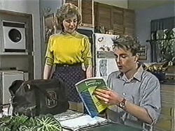 Beverly Marshall, Nick Page in Neighbours Episode 1082