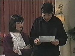 Kerry Bishop, Joe Mangel in Neighbours Episode 1083