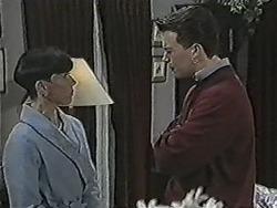 Hilary Robinson, Matt Robinson in Neighbours Episode 1083
