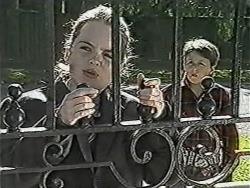 Lochy McLachlan, Toby Mangel in Neighbours Episode 1084