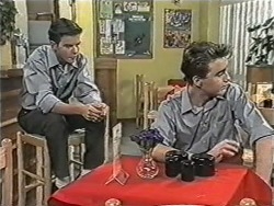 Todd Landers, Nick Page in Neighbours Episode 1084