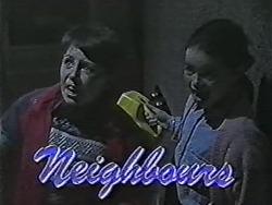 Toby Mangel, Lochy McLachlan in Neighbours Episode 1084