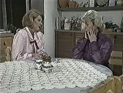 Madge Bishop, Helen Daniels in Neighbours Episode 1085