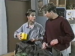Todd Landers, Nick Page in Neighbours Episode 1085