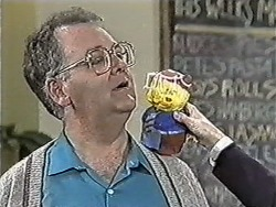 Harold Bishop in Neighbours Episode 1085