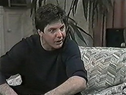 Joe Mangel in Neighbours Episode 1085