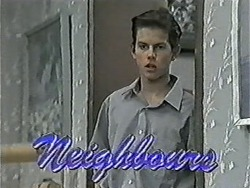 Todd Landers in Neighbours Episode 1085