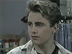 Nick Page in Neighbours Episode 1086
