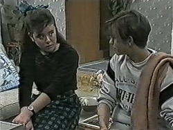 Lucy Robinson, Todd Landers in Neighbours Episode 1086