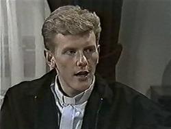 Reverend Richards in Neighbours Episode 1086