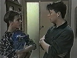 Todd Landers, Matt Robinson in Neighbours Episode 1088