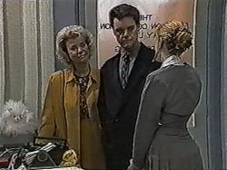 Helen Daniels, Paul Robinson, Melanie Pearson in Neighbours Episode 1089