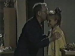 Harold Bishop, Bronwyn Davies in Neighbours Episode 1089