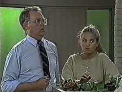 Harold Bishop, Bronwyn Davies in Neighbours Episode 1090