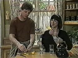 Joe Mangel, Kerry Bishop in Neighbours Episode 1090
