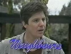 Joe Mangel in Neighbours Episode 1090